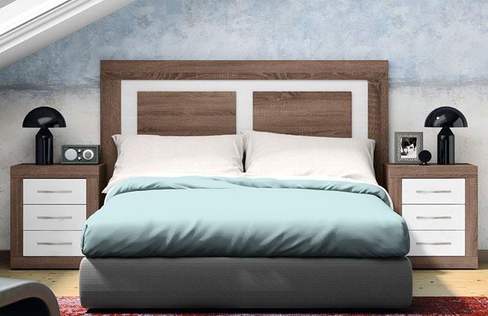 Los mejores colores para decorar el dormitorio for Paredes dormitorios matrimonio
