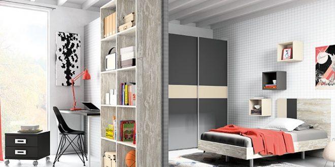 Las mejores habitaciones para estudiarblog de decoraci n - Boom de los muebles ...