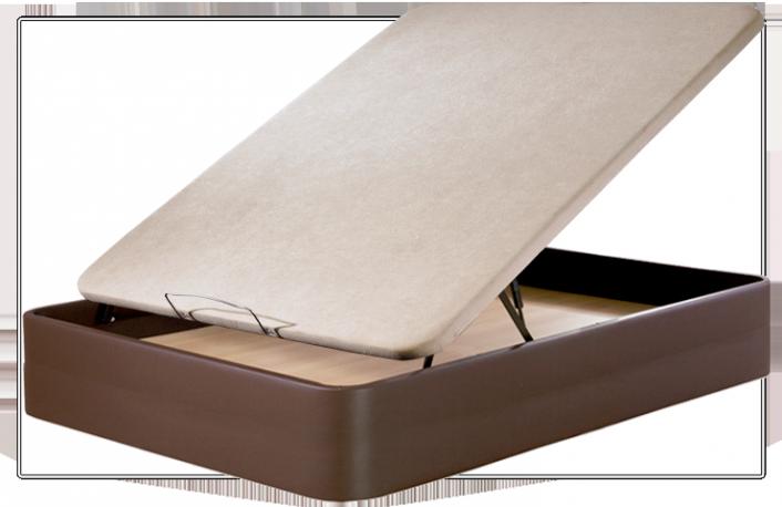 Ventajas e inconvenientes de las camas con canap abatible for Que es un canape