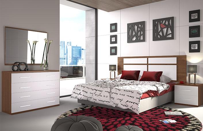 El uso de los espejos en el dormitorio - Espejos en dormitorios ...
