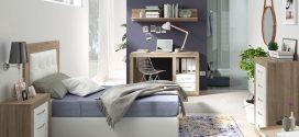 Muebles imprescindibles en la habitación juvenil