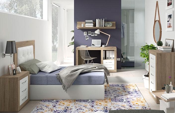 Muebles imprescindibles en la habitaci�n juvenil