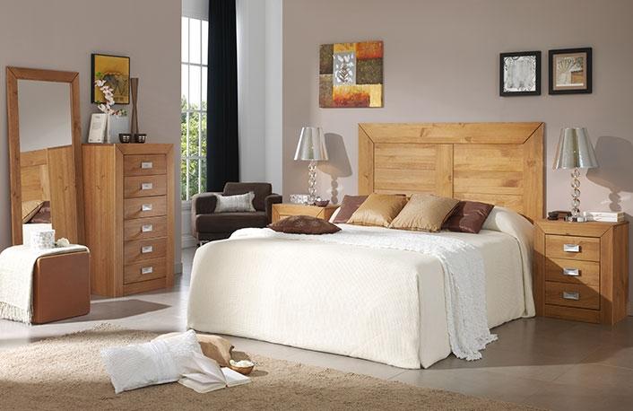 Decorar Dormitorio Rustico Matrimonio : Cómo decorar el dormitorio con estilo rústico
