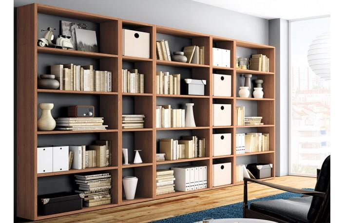 Errores habituales al decorar oficinas for Muebles librerias modernas