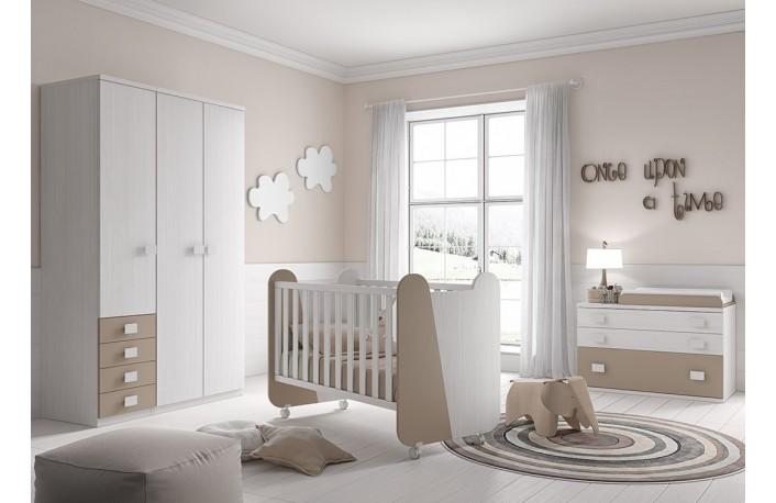 Los mejores colores para pintar habitaciones de bebé