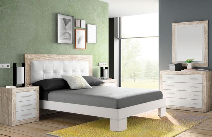 Decorar dormitorios en verde el color del a o 2017 for Dormitorios minimalistas 2016