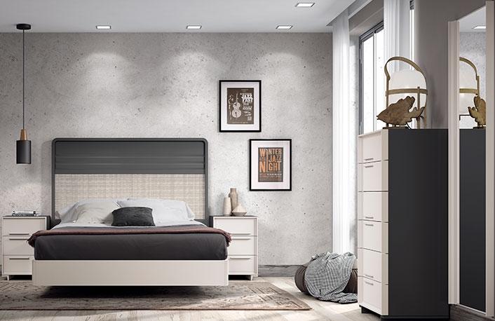 Muebles imprescindibles en el dormitorio de matrimonio