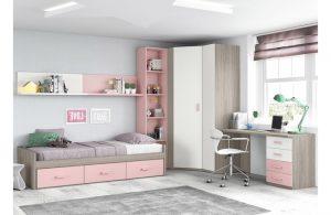 decorar una habitacin de chicas puede ser muy sencillo la habitacin se convertir en un lugar especial para ellas en el que pasarn mucho tiempo durante - Como Decorar Una Habitacion