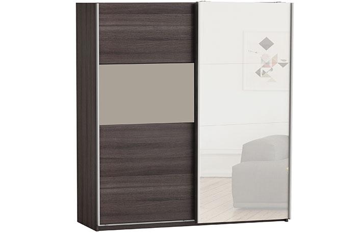 Armarios con espejos perfectos para dormitorios for Puertas de corredera para dormitorio