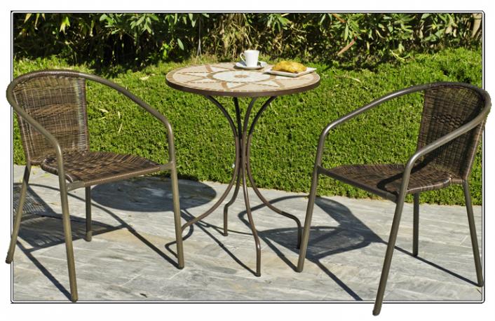 Top 5 en conjuntos de jardínBlog de decoración de Muebles BOOM |