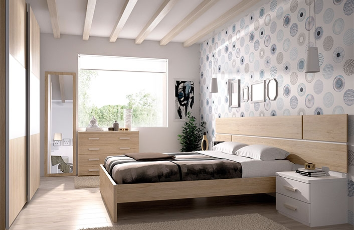 D nde colocar espejos en el dormitorio for Espejo dormitorio