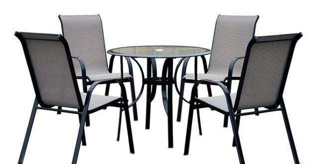 Por qué escoger muebles de aluminio para los espacios exteriores