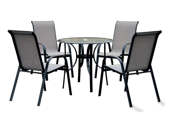 Por qu escoger muebles de aluminio para exteriores for Muebles aluminio para exterior