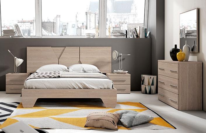 D nde colocar espejos en el dormitorio - Comodas para habitacion ...