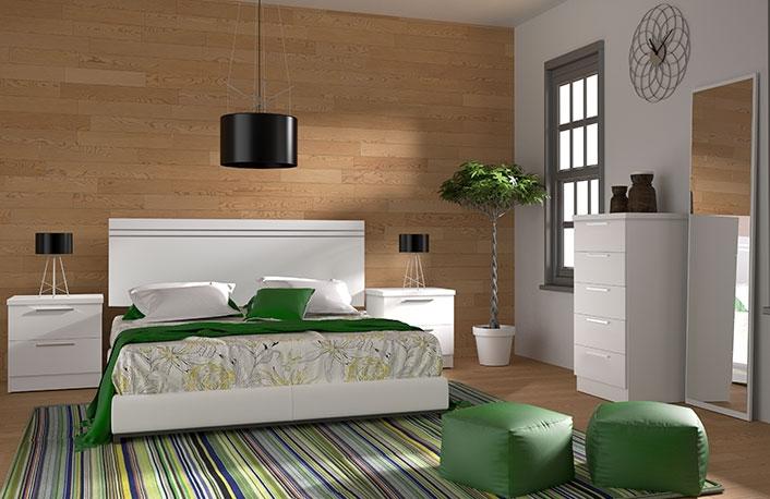 Dónde colocar espejos en el dormitorio - photo#42