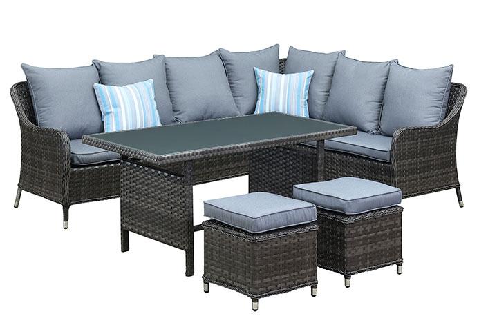Cómo crear una zona de relax en la terraza o jardín  