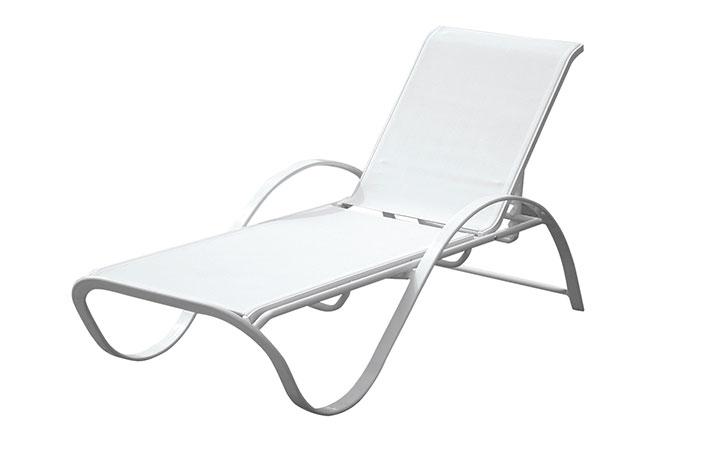 Por qu escoger muebles de aluminio para exteriores for Muebles exterior aluminio blanco