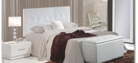 Elegancia en tu dormitorio con un cabecero capitoné