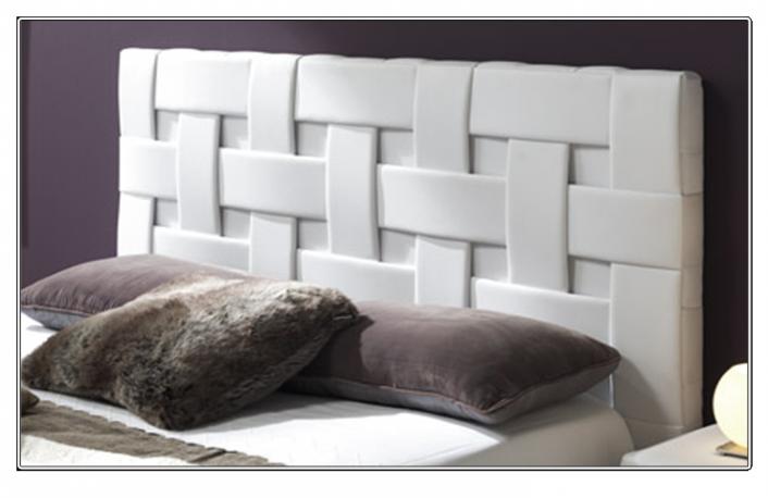 6 ejemplos de cabeceros tapizados para dormitorios - Imagenes de cabeceros tapizados ...