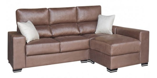 6 sofás chaiselongues ideales para salones pequeños