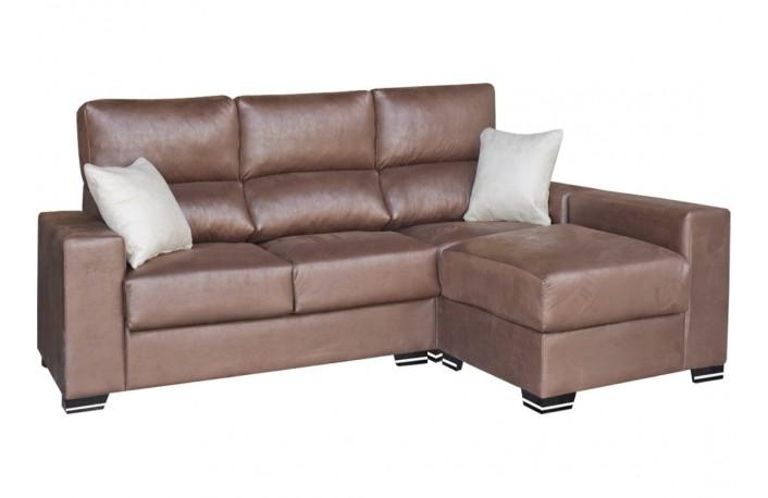 6 sof s chaiselongues ideales para salones peque os - Sofas para salones ...