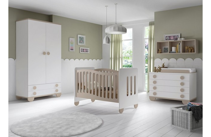 Por Qu Escoger El Blanco Para La Habitaci N Del Beb Blog