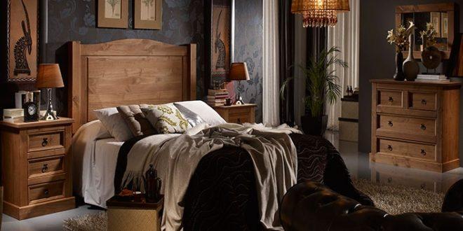 Top 5 en dormitorios de matrimonio de madera