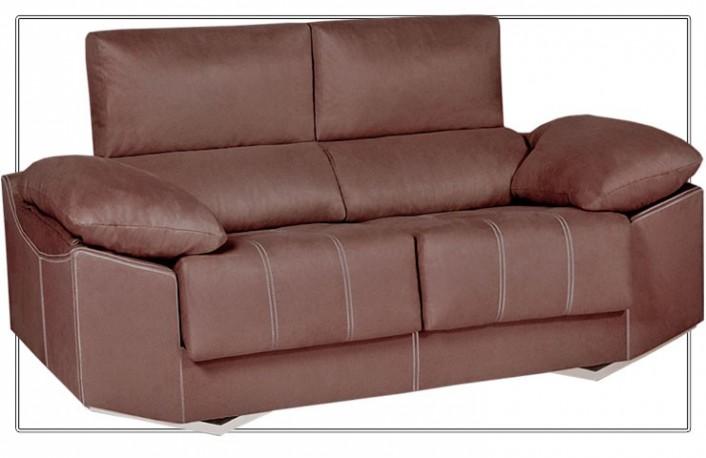 Sof s en marr n ideales para el oto oblog de decoraci n - Sofas muebles boom ...