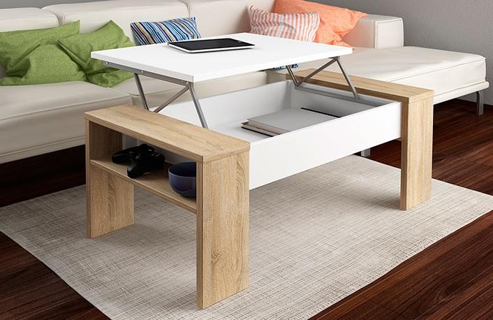 mesas de centro que se elevan dise os arquitect nicos