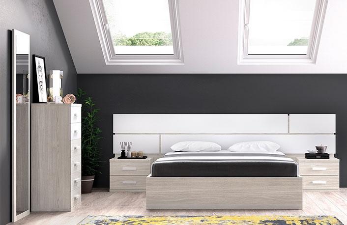 Claves del estilo minimalistablog de decoraci n de muebles for Dormitorio anos 60