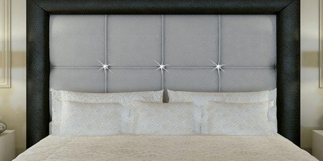 6 cabeceros tapizados que aportarán un toque de elegancia al dormitorio