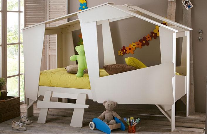 Consejos para escoger la cama para los niños