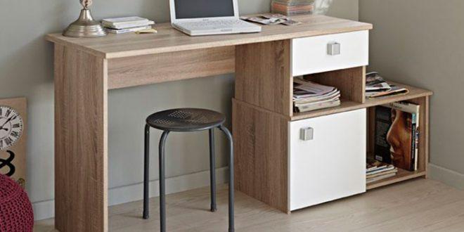 Prácticos escritorios con espacio de almacenamiento