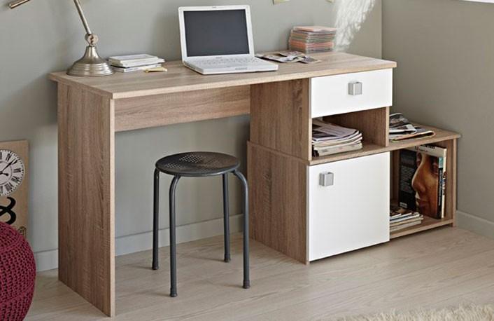 Pr cticos escritorios con espacio de almacenamiento - Mesa para estudio ...