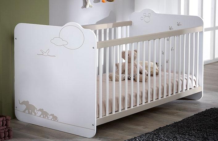 Consejos de seguridad para la cuna de un bebé