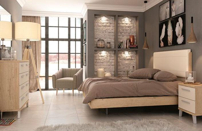 Ideas para darle calidez al dormitorio