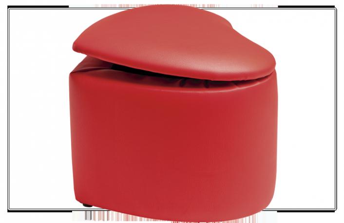 puff-corazon-arcon-abatible-rojo