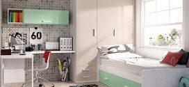 Cinco dormitorios juveniles muy modernos