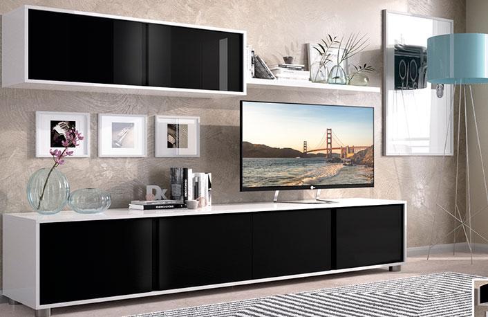 Ideas para decorar el sal n gastando poco dineroblog de decoraci n de muebles boom - Mueble salon rojo ...