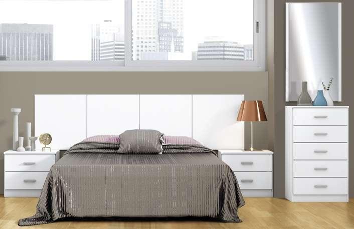 Qu tipos de cama existen blog de decoraci n de muebles - Cabezal dormitorio matrimonio ...