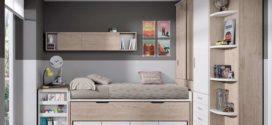 Muebles de estilo nórdico para una habitación infantil