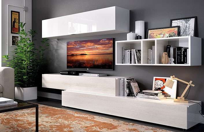 Ventajas de los muebles modulares