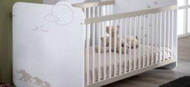 Cómo amueblar la habitación de un bebé