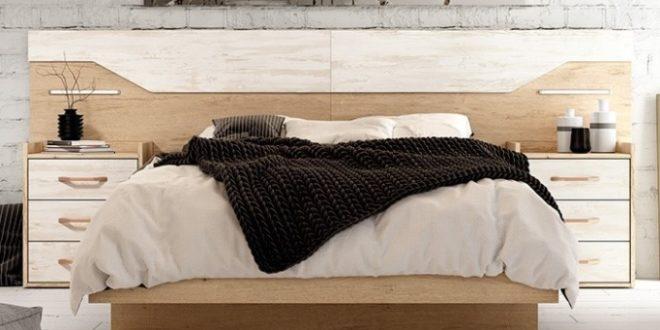 Cómo elegir el cabecero de cama para decorar el dormitorio