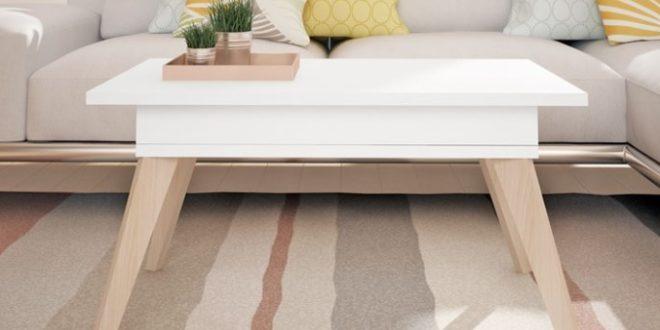 Siete ventajas de los muebles bajos en la decoración del hogar