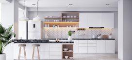 Muebles de cocina con o sin tiradores: ventajas de cada opción